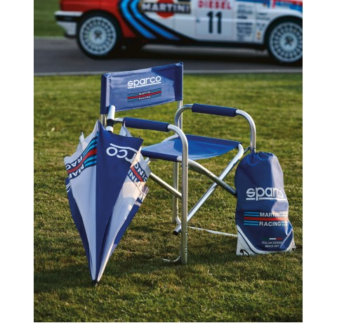 Крісло Sparco Martini Racing