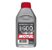 Гальмівна рідина MOTUL RBF 600 BRAKE FLUID, 500ml