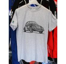Авторська футболка Романа Піддубного Volkswagen