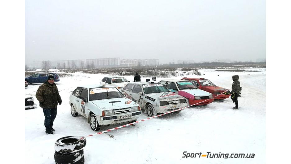 Зимовий автокрос на Чайці! Кубок Петлі.