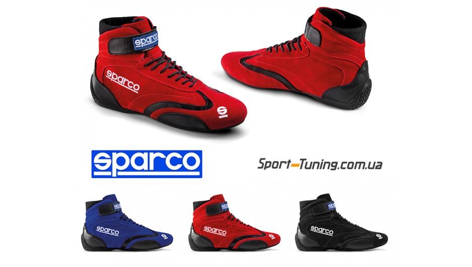 Омологоване взуття Sparco Top з каталогу 2021
