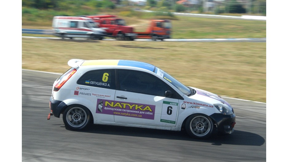 Чемпионат Украины по кольцевым гонкам UTC