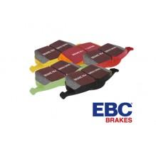 Гальмівні колодки EBC Brakes