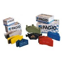 Гальмівні колодки Pagid Racing